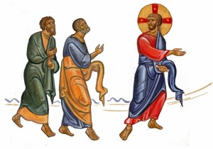 11 Appel des disciples avec André et Pierre