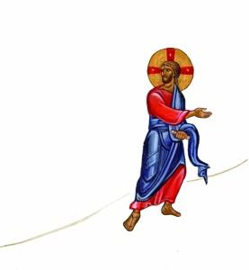 12 Appel des disciples Jésus seul
