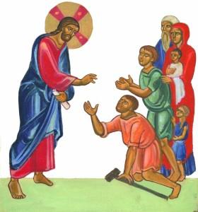 13 Jésus Guérit