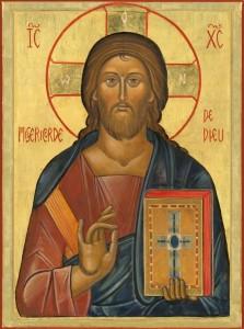 Christ, Miséricorde de Dieu