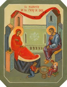 La Nativité de la Mère de Dieu