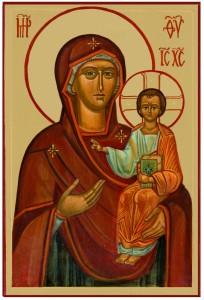 Mère de Dieu Hodiguitria