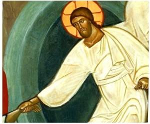 Le-Christ-Saissant-la-Main