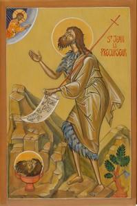 St Jean le Précurseur (en pieds)