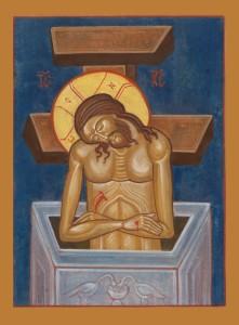 Jésus au Tombeau